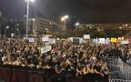 הפגנה נגד אסדת הגז