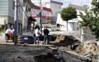 רעידת האדמה בסאפורו, יפן