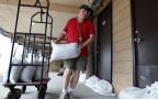"""הכנות לקראת הוריקן פלורנס בארה""""ב"""