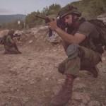חטיבת הצנחנים בתרגיל מיוחד בגליל