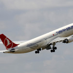 מטוס של טורקיש איירליינס
