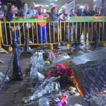 אנדרטה לזכר רבין