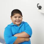 ילד שמן