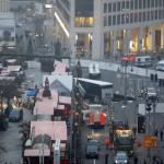 זירת פיגוע הדריסה בברלין