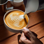 קפה, אילוסטרציה