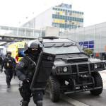 כוח משטרה מיוחד בשדה התעופה אורלי
