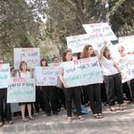 מחאת העוזרים המשפטיים