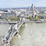 גשר השלשלאות, בודפשט