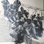 """פלוגת חה""""ן צנחנים בפיקודו של מרדכי על תעלת סואץ, יוני 67"""