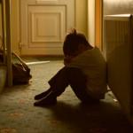 ילד בוכה, צילום אילוסטרציה