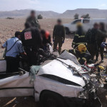 תאונת דרכים בבקעת הירדן