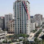 רצועת עזה בזמן ביקורו של ראש הממשלה הפלסטיני