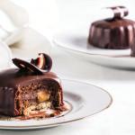 קרם שוקולד, תפוחים וקרמל מלוח