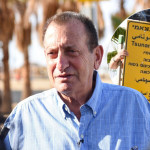 לראשונה בתל אביב: הצבת שלטי אזהרה מצונאמי. בהשתתפות ראש העיר רון חולדאי, ראש רח״ל טרייבל וניצב צ׳יקו