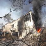 שריפה בימין אורד