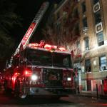 שריפה בברונקס