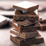 קוביות שוקולד, אילוסטרציה