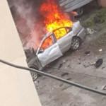 זירת הפיצוץ בלבנון