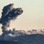 טורקיה תוקפת בסוריה