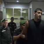 אחד החשודים ברצח בתאילנד