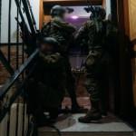 מעצרים במהלך הפעולה