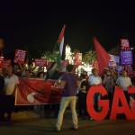 ההפגנות בחיפה