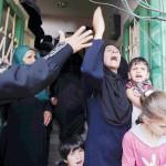 פלסטינים ברצועת עזה