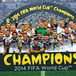 נבחרת גרמניה במונדיאל 2014