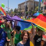 מצעד הגאווה בחיפה
