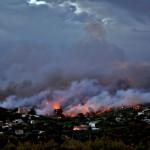 שריפה ביוון
