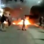הצתת בית ספר דתי באיראן