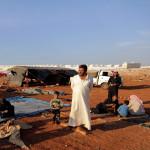 מחנה פליטים באידליב