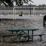 הוריקן פלורנס בצפון קרוליינה
