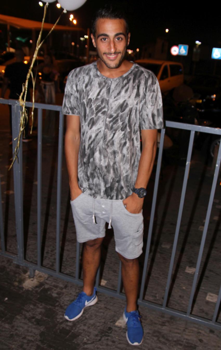 אלכס עמר (צילום: אור גפן)