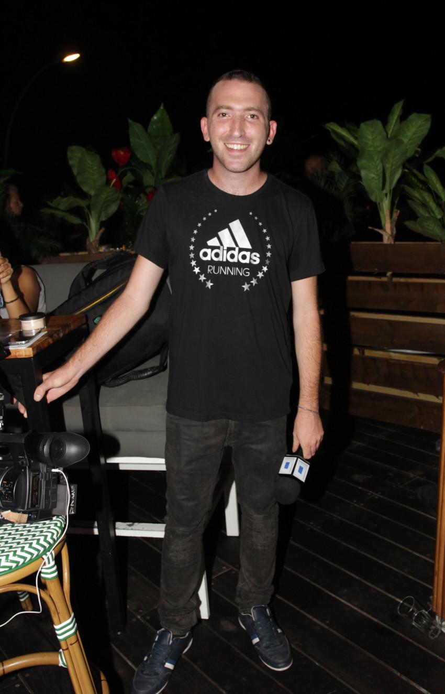 דניאל אסייג (צילום: רפי דלויה)