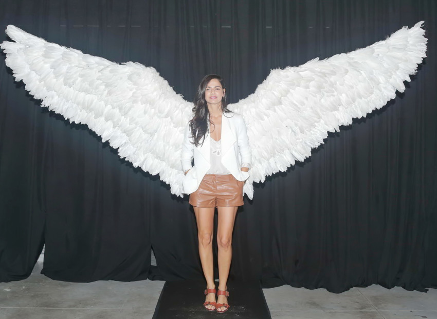 סנדי בר זכתה לקבל כנפיים