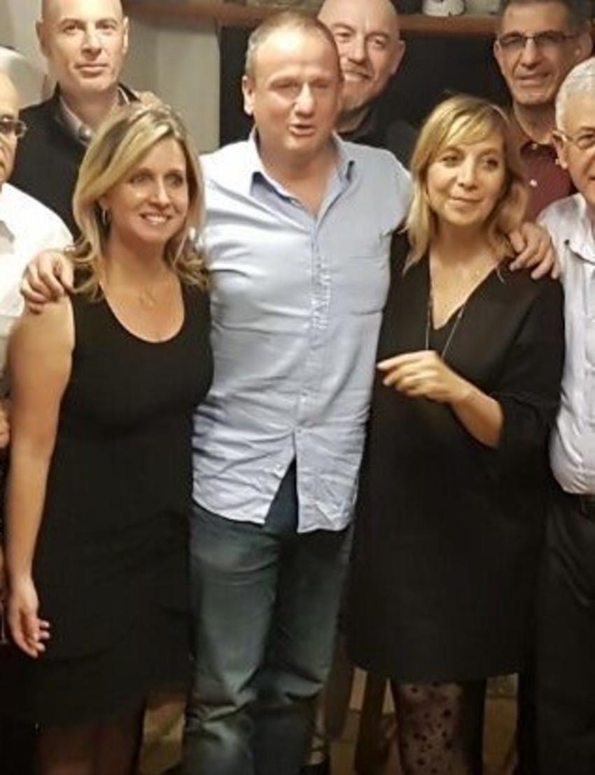 אמי פלמור, הראל לוקר ואורנה הוזמן- בכור