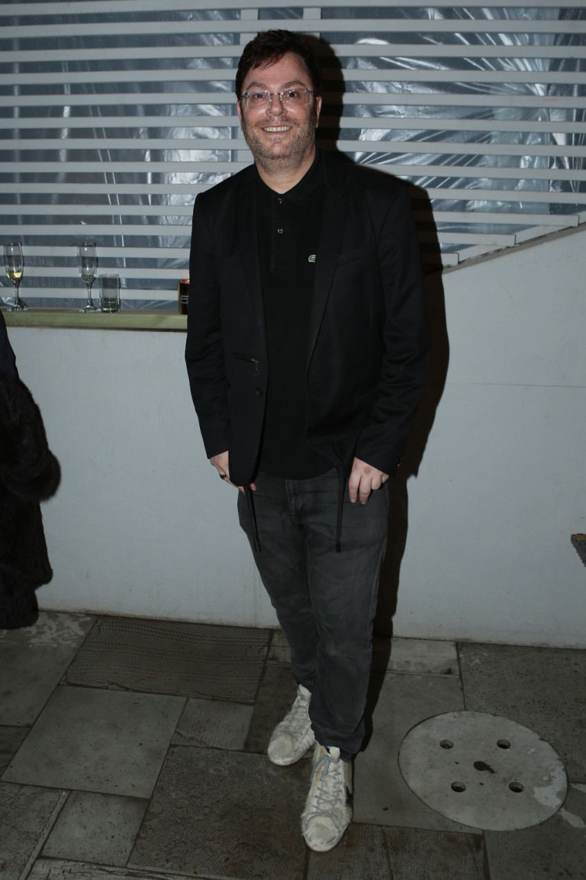 אילן רבינוביץ' (צילום: עופר חן)