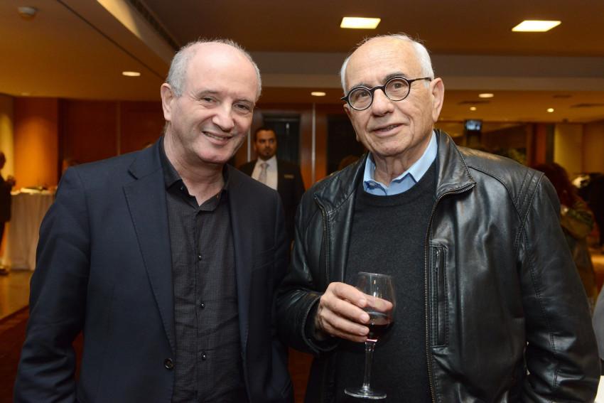 ישראל מקוב ודניאל זייפמן