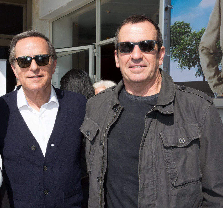 איל וולדמן ואמנון דיק (צילום: איציק בירן)