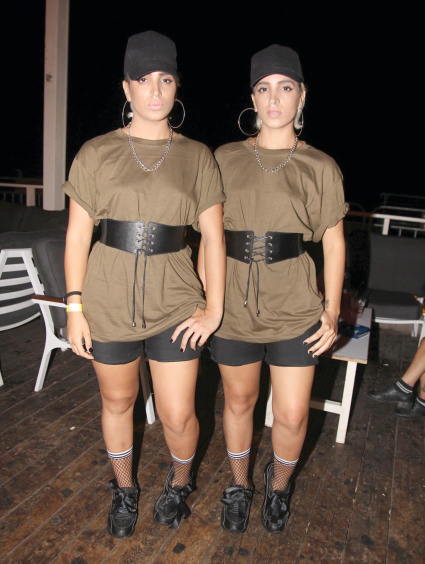האחיות מלול (צילום: אור גפן)