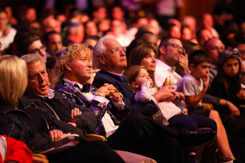 דיוויד פרידמן, לאונרדו פרקש וג'יי שוטנשטיין (צילום: אלי ביר ורותי אורן)