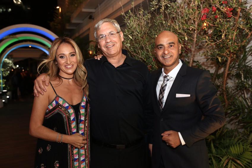חנן מור, אריאל קפון ושירה מור