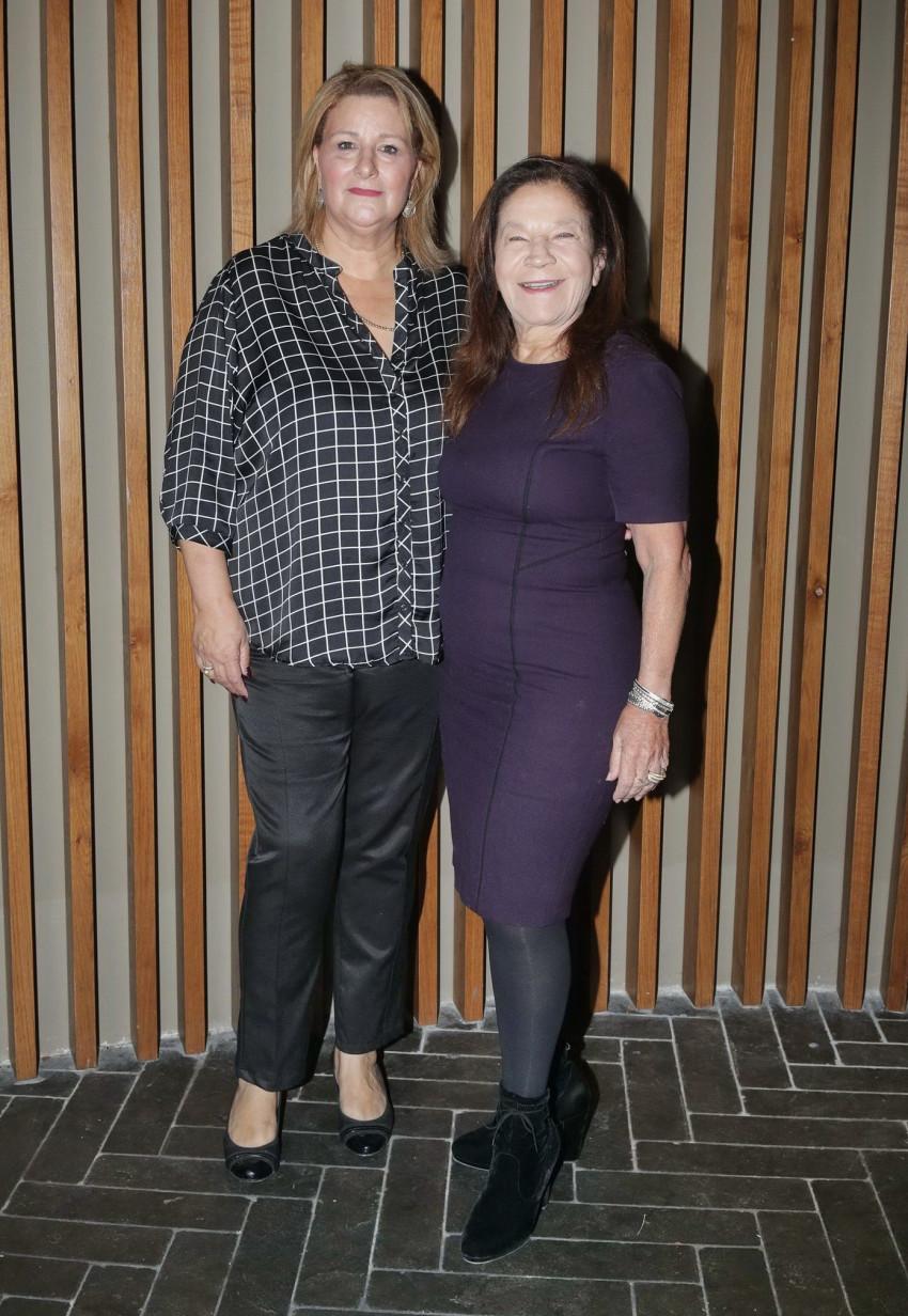 יפית גרינברג ואורלי אריאלי (צילום: שוקה כהן)
