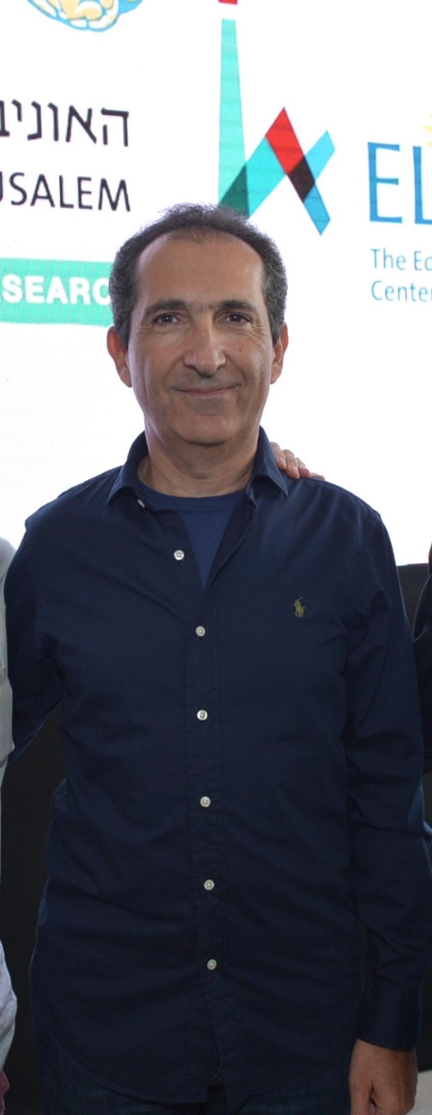 פטריק דרהי (צילום: ברונו שרביט)