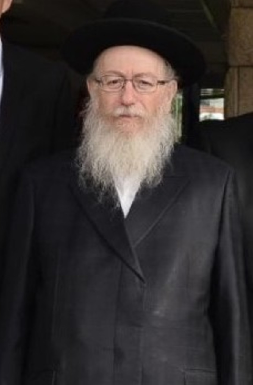 יעקב ליצמן (צילום: דרור מילר)