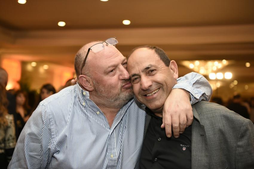 רמי לוי והראל ויזל