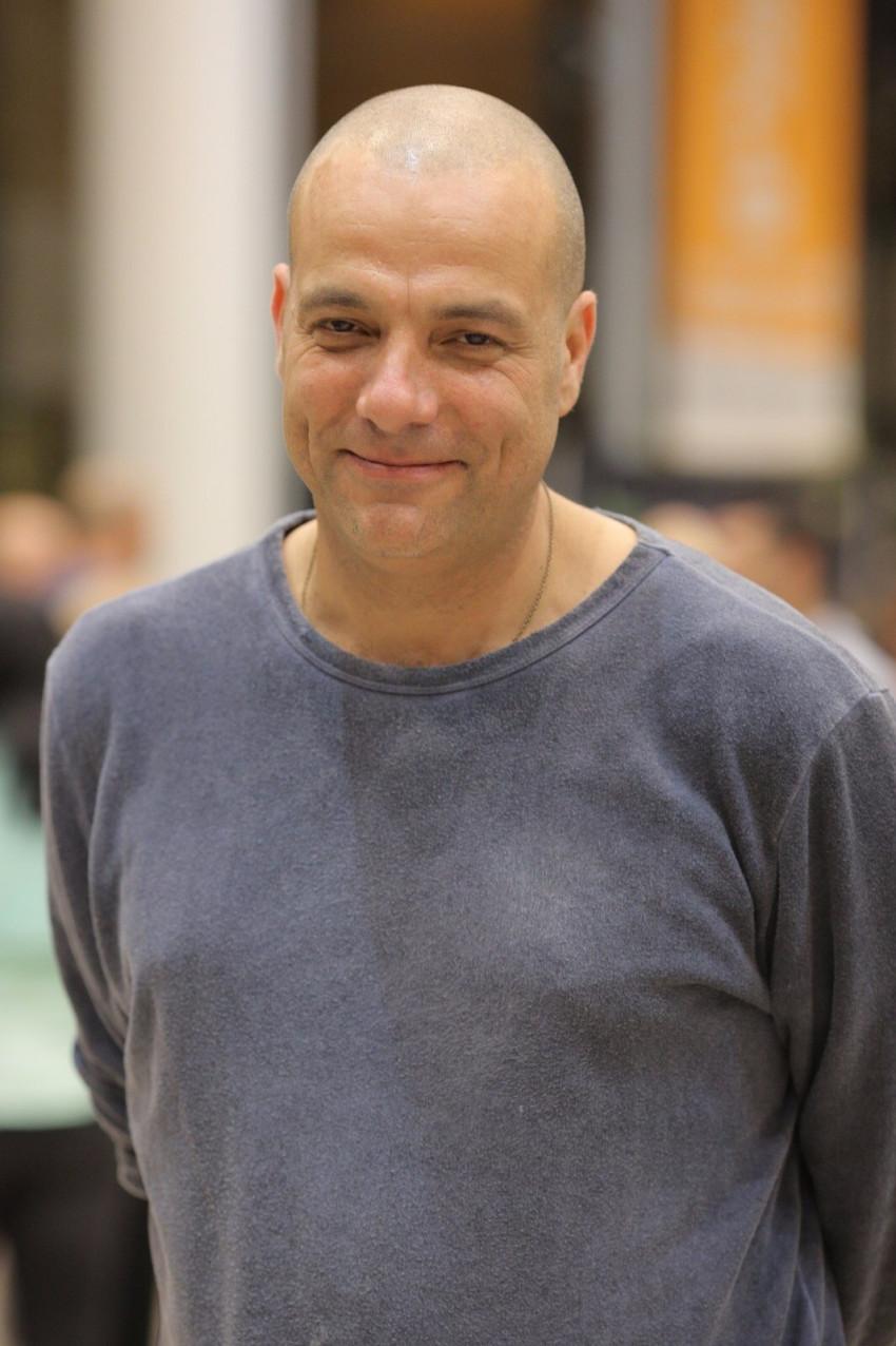 יואל חשין (צילום: נטשה קופרמן)