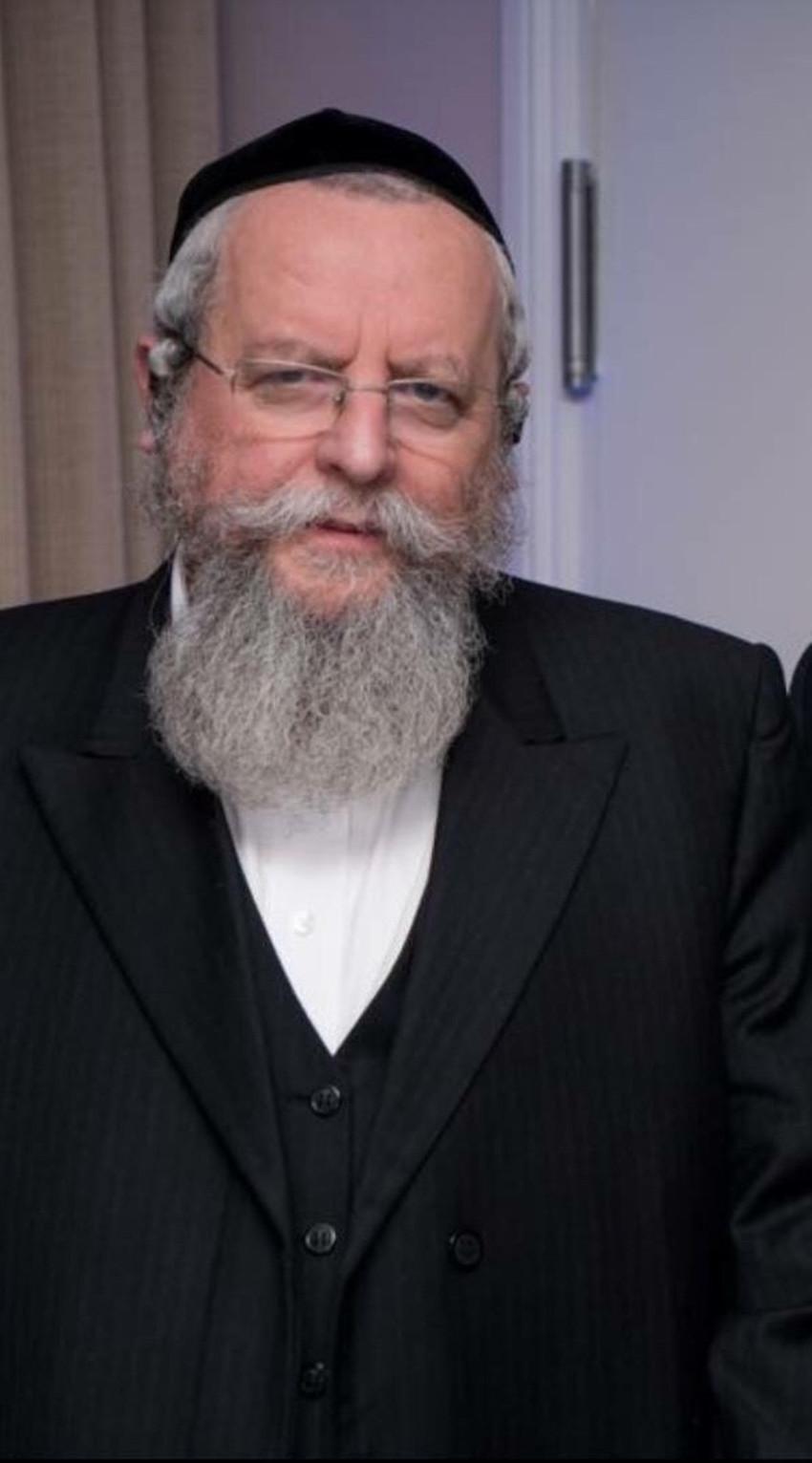 הרב פירר (צילום: tammy kazhdan(