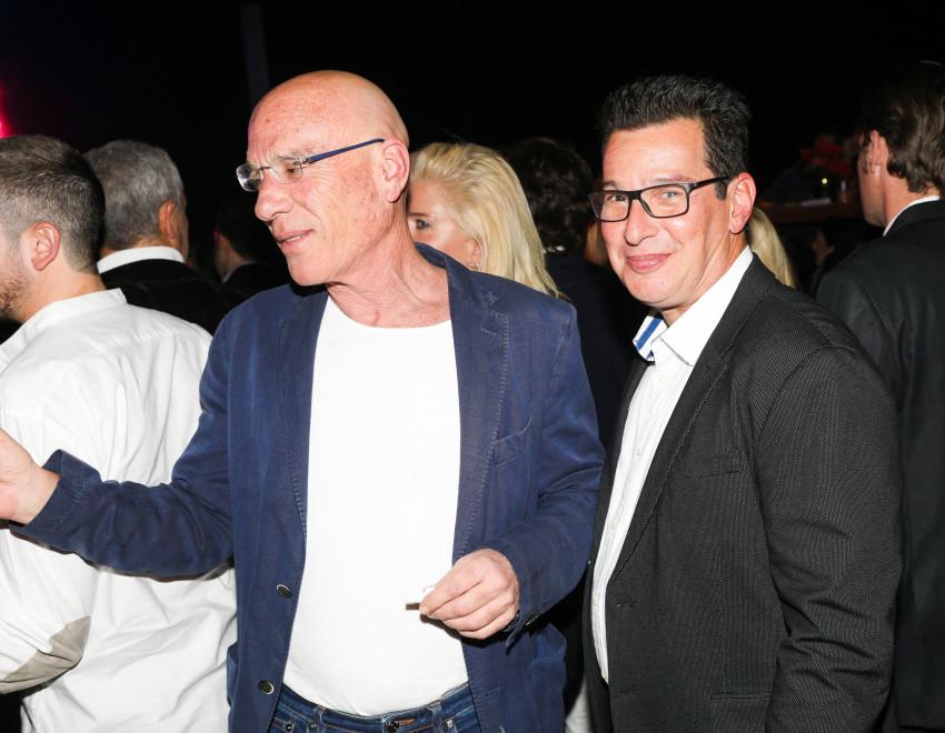ארז אלוביץ' ואילן בן דב
